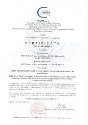 Certificate DIN