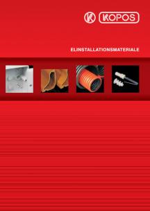 Kabelførings- materiale