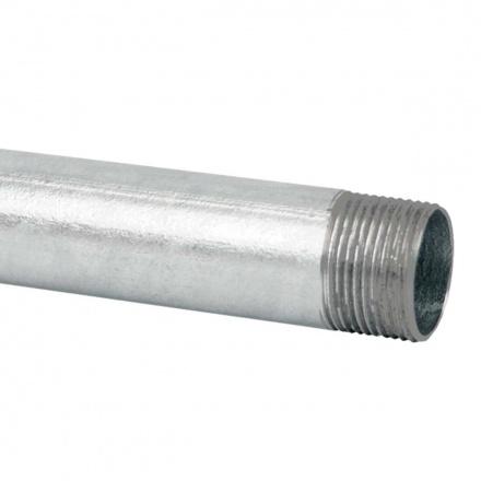 6042 ZNM S - ocelová trubka závitová pozinkovaná (ČSN)