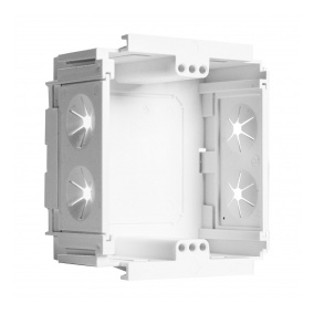 KP 80 PK HB - přístrojová krabice pro kanál PK 110X65 D