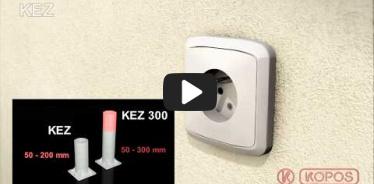 Embedded thumbnail for Installationsvejledning ledningsboks i termisk isolering KEZ