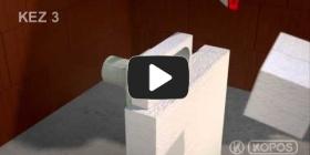 Embedded thumbnail for Monteringsvejledning flere ledninger i termisk isolering KEZ-3