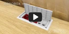 Embedded thumbnail for Monteringsvejledning Multi ledningsboks KOPOBOX mini L